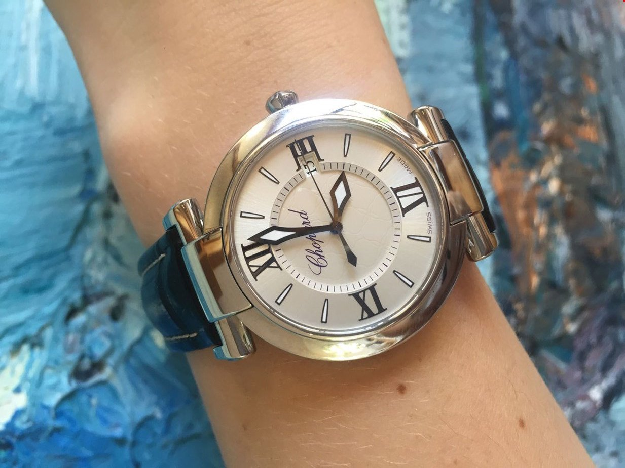 Chopard Imperiale 36mm Watch Review 2