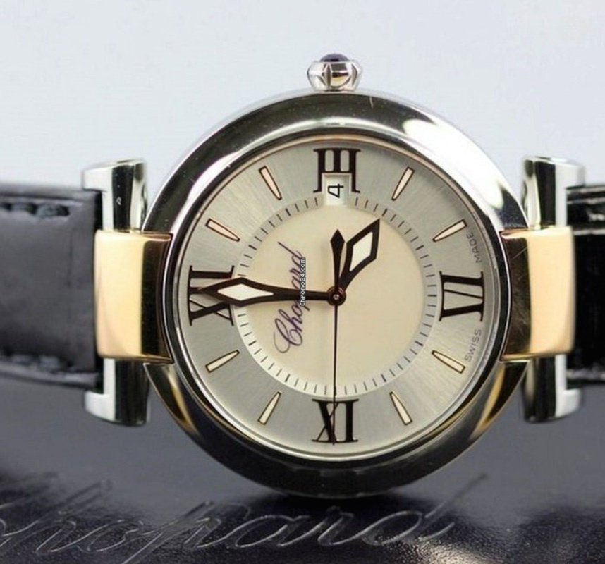 Chopard Imperiale 36mm Watch Review 1
