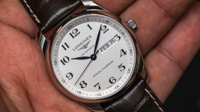 Longines Master Collection Automatic Watch Review 6