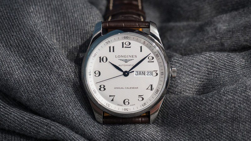 Longines Master Collection Automatic Watch Review 2