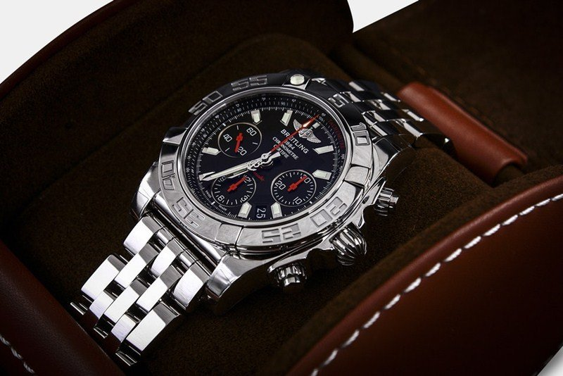 35052acb243 Breitling Chronomat 41 Watch Review