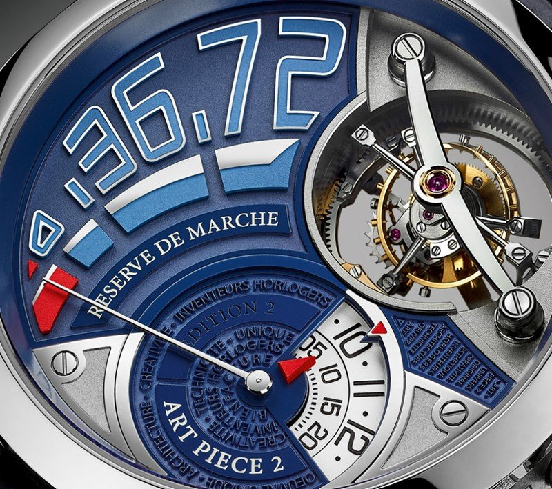 Greubel Forsey Art Piece 2 Edition 2 3