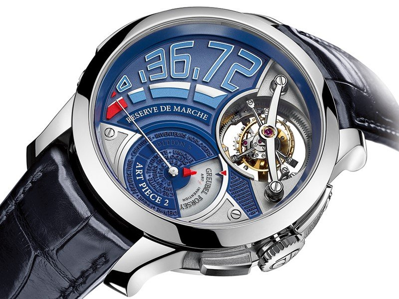 Greubel Forsey Art Piece 2 Edition 2 2