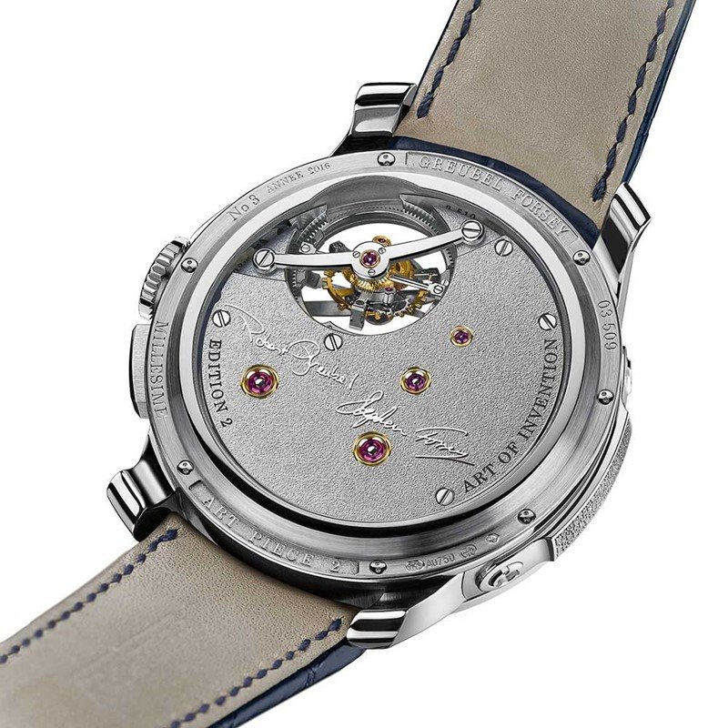 Greubel Forsey Art Piece 2 Edition 2 1
