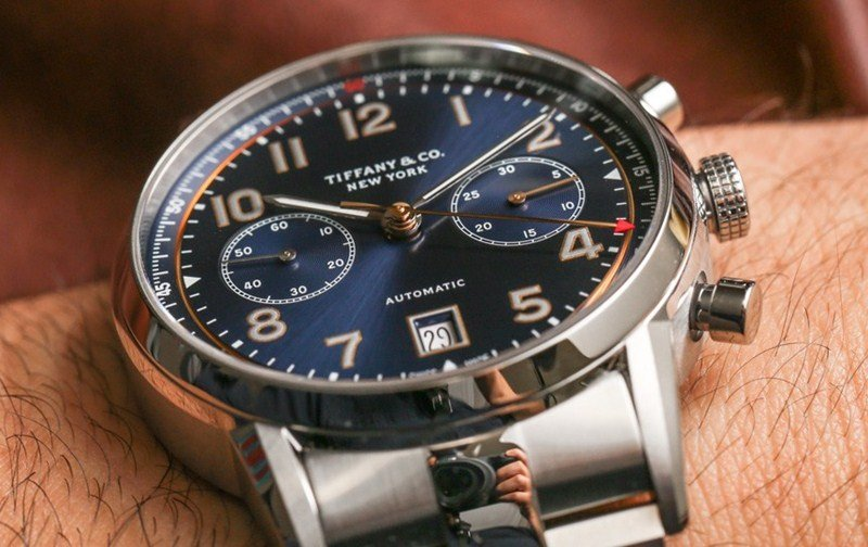 Tiffany CT60 Watch Review 5