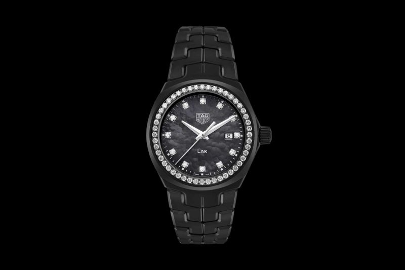 Tag Heuer Bella Hadid Limited-Edition Link Lady Watch Review 1