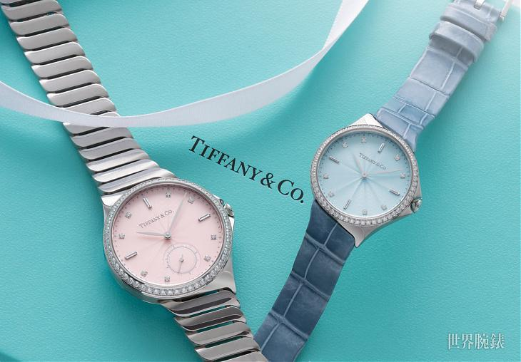 Tiffany Metro 3-Hand Watch Review 4