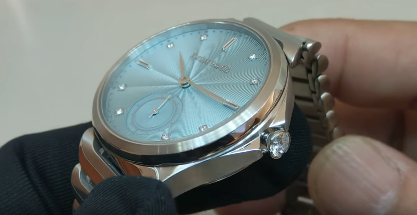 Tiffany Metro 3-Hand Watch Review 2