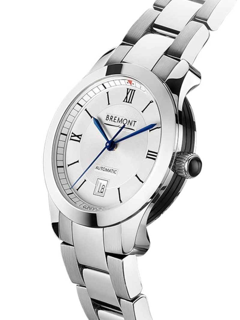Bremont SOLO-32-LC-WH-BR Watch 2
