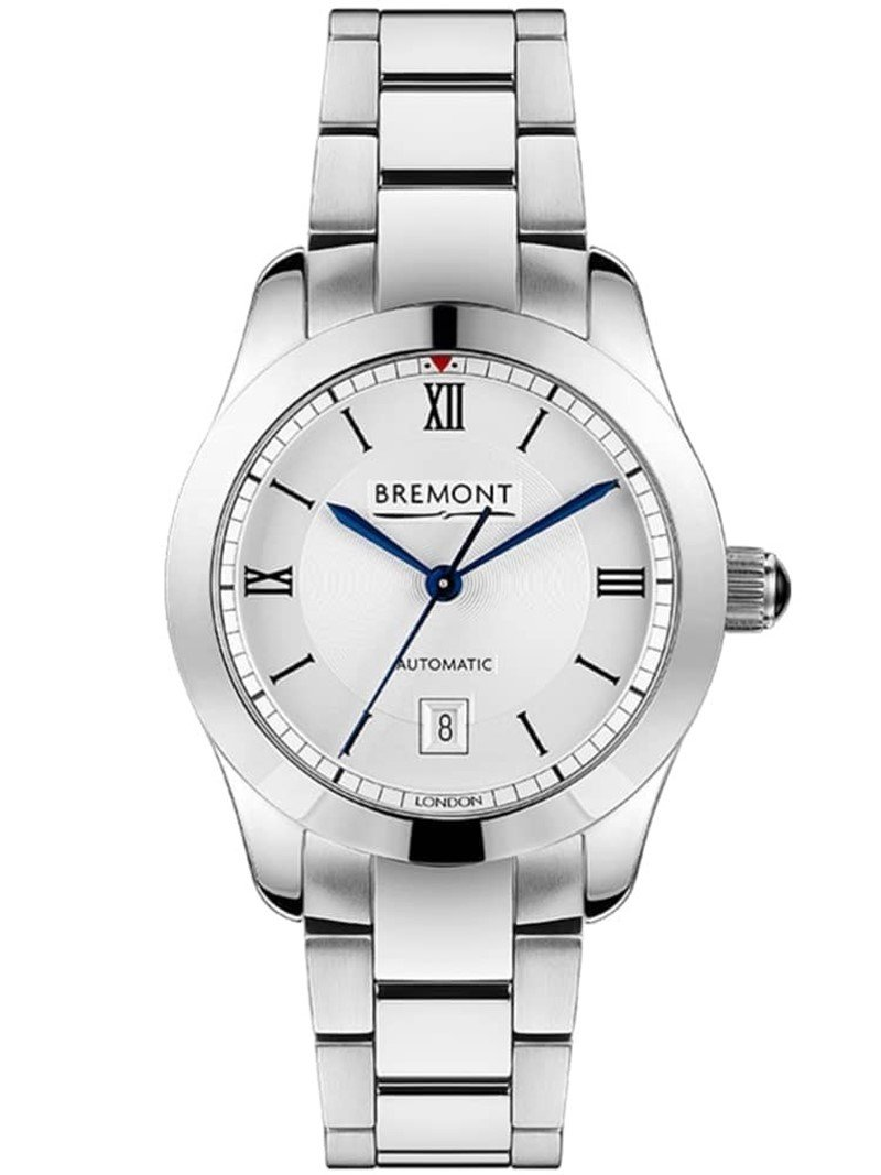 Bremont SOLO-32-LC-WH-BR Watch 1