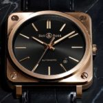Bell & Ross BR-S Rose Gold Watch 4