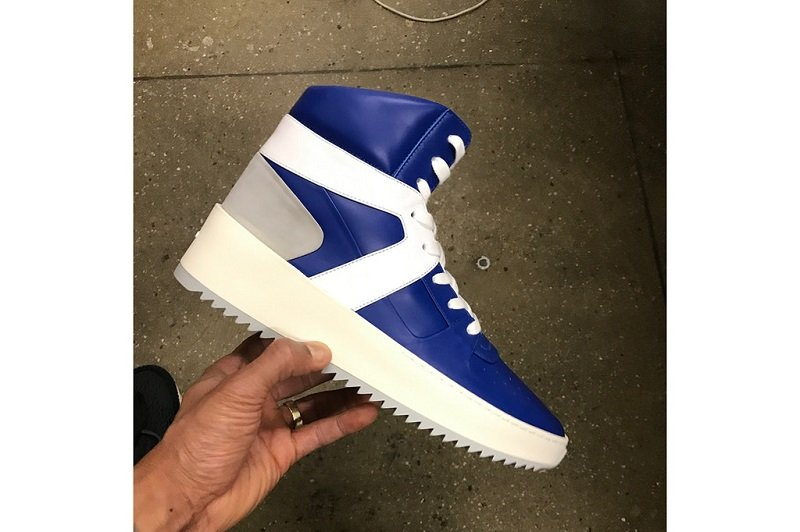 cfe2c34aed8 ... Fear of God Basketball Sneakers