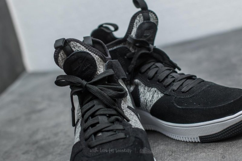 Nike Air Force 1 Ultraforce Mids Sneakers Review 5