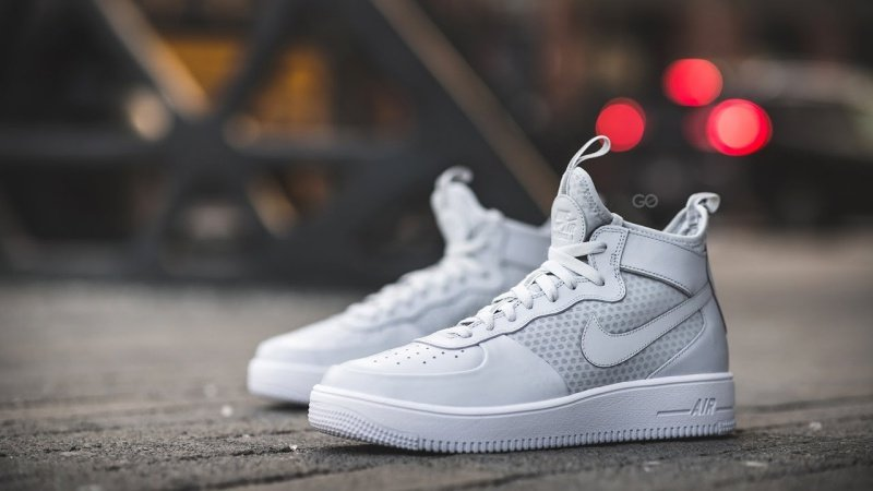 Nike Air Force 1 Ultraforce Mids Sneakers Review 1