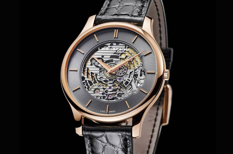 Chopard L.U.C XP Skeletec Watch Review