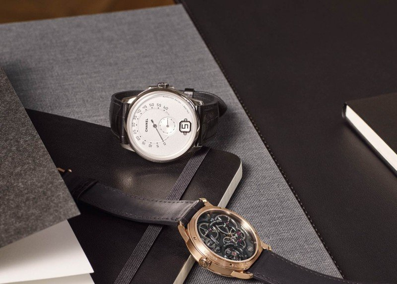 Chanel Monsieur Watch Review