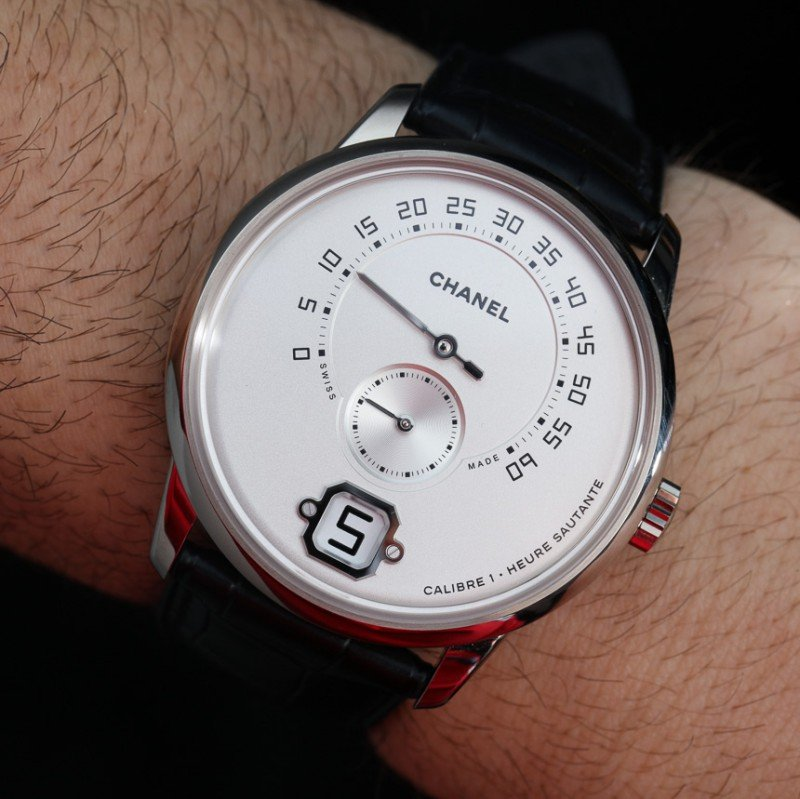 Chanel Monsieur Watch Review-4