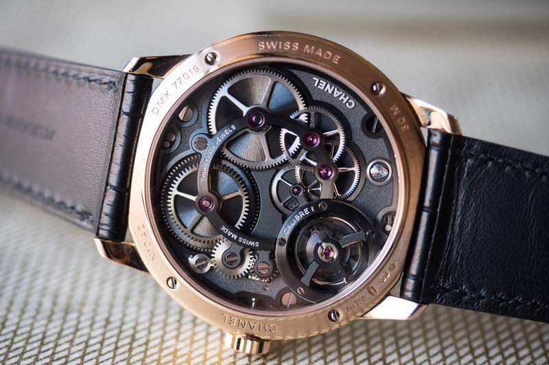 Chanel Monsieur Watch Review-7