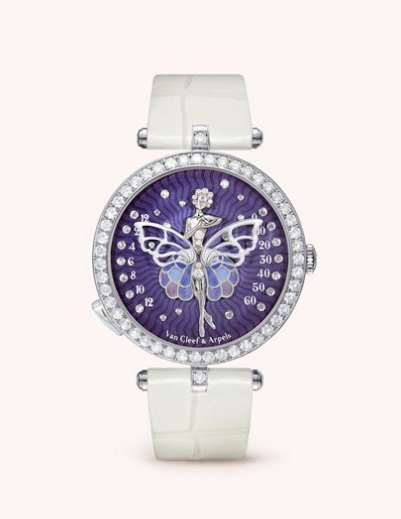 VAN CLEEF & ARPELS Poetic Complications