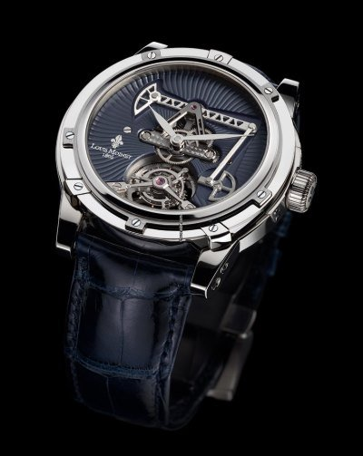 Louis Moinet Tourbillon Derrick No.0412