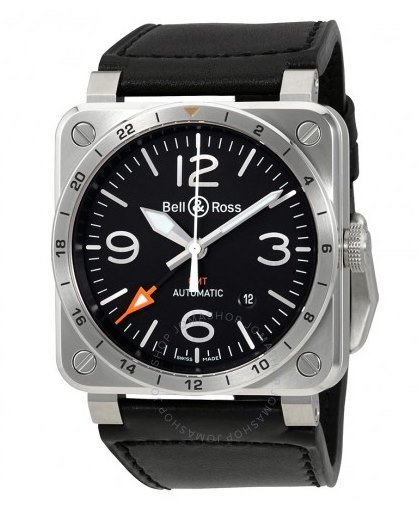 Bell & Ross Aviation GMT