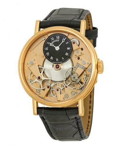 BREGUET Tradition Automatic Skeleton Dial