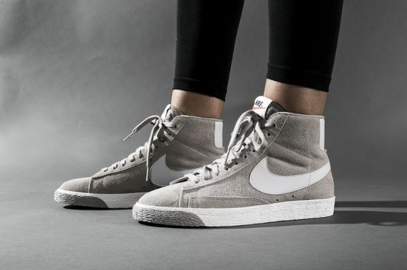 best service f80b6 69a37 Nike Blazer Vintage in Suede Review