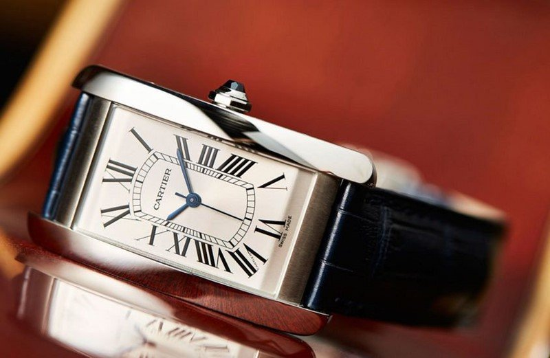 Cartier Tank  Américaine Watch 3
