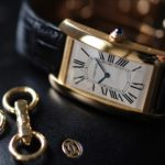 Cartier Tank  Américaine Watch