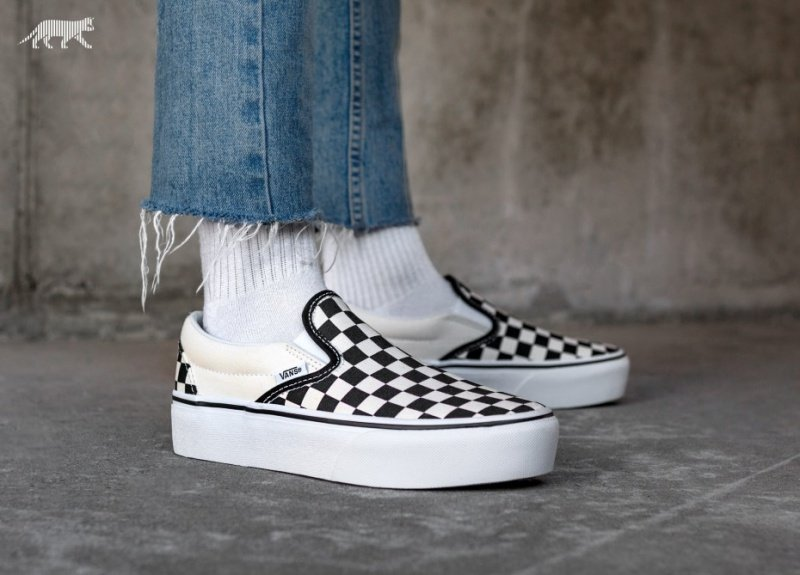 Vans Checkerboard Slip-On Review