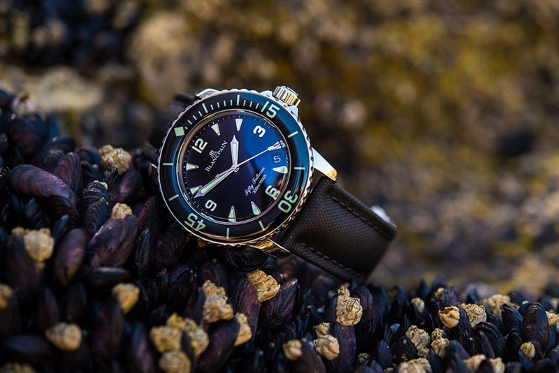 Blancpain Fifty Fathoms Automatique Watch Review