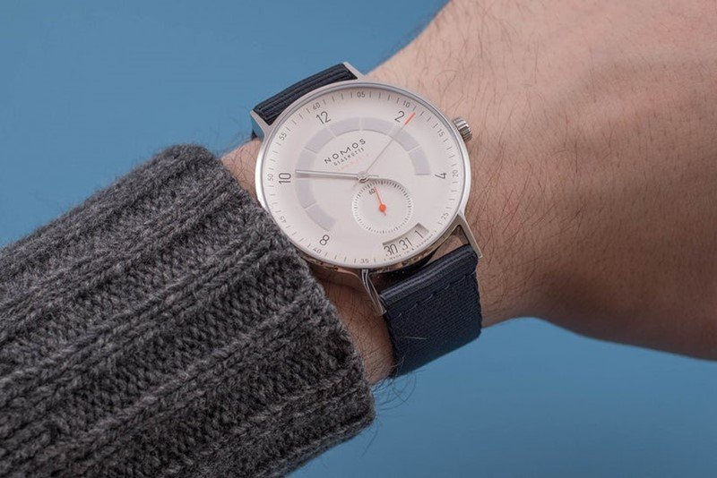 Nomos Glashütte Autobahn Watch Review