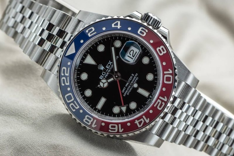 Rolex New Gmt Master Ii Pepsi Watch Review