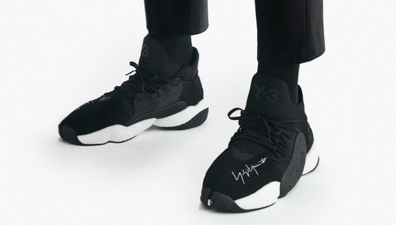 Y-3 Adidas Crazy Boost You Wear Harden Sneakers Review 5