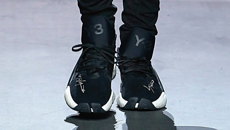 Y-3 Adidas Crazy Boost You Wear Harden Sneakers Review 4
