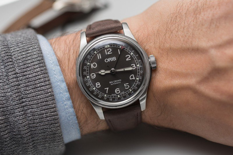 Oris Big Crown Automatic Review-6