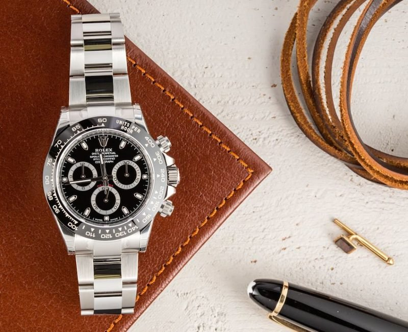 Rolex Cosmograph Daytona Stainless-Steel Watch Review 6