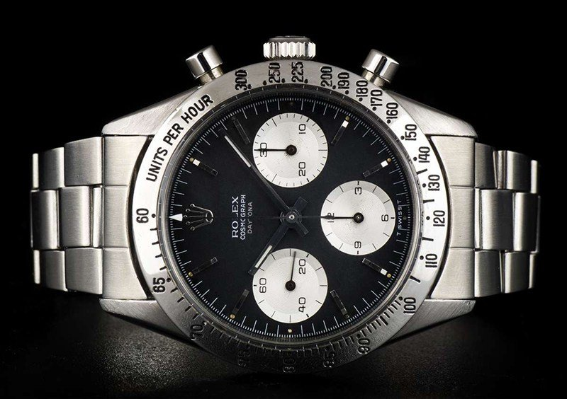 Rolex Cosmograph Daytona Stainless-Steel Watch Review 4