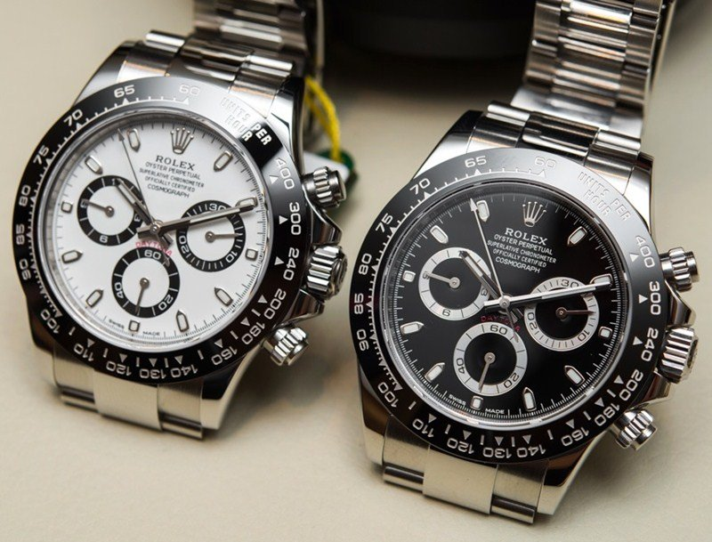 Rolex Cosmograph Daytona Stainless-Steel Watch Review 3