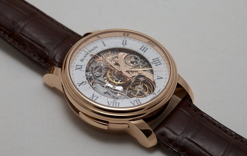 Blancpain Le Brassus Minute Repeater Carousel 0235-3631-55B Watch Review - Featured image