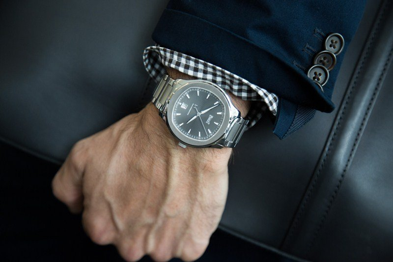 Piaget Polo S Stainless-Steel Watch Review