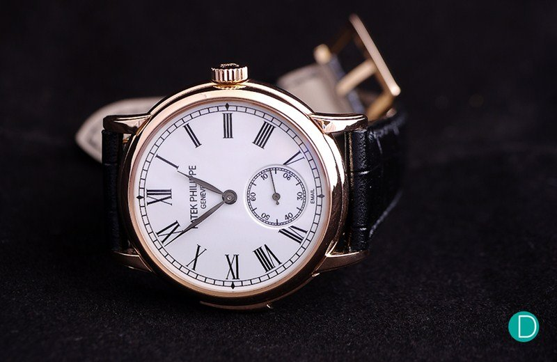 Patek Philippe & Co. 5078R-001 – Rose Gold – Men – Grand Complications Watch Review 4