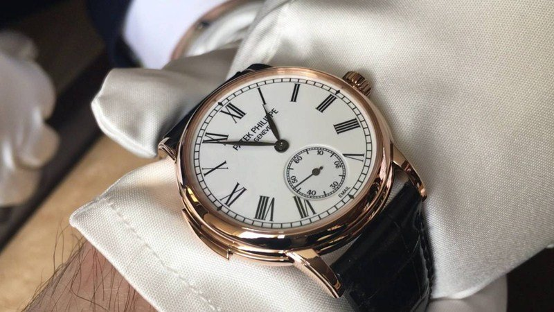 Patek Philippe & Co. 5078R-001 – Rose Gold – Men – Grand Complications Watch Review 3