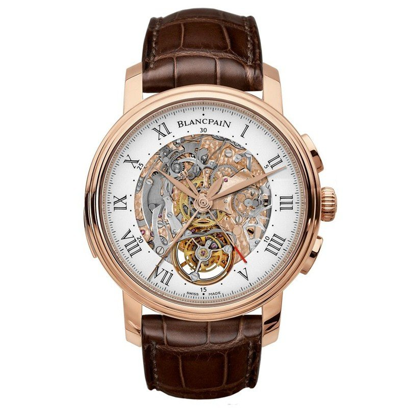 Blancpain Le Brassus Minute Repeater Carousel 0235-3631-55B Watch Review