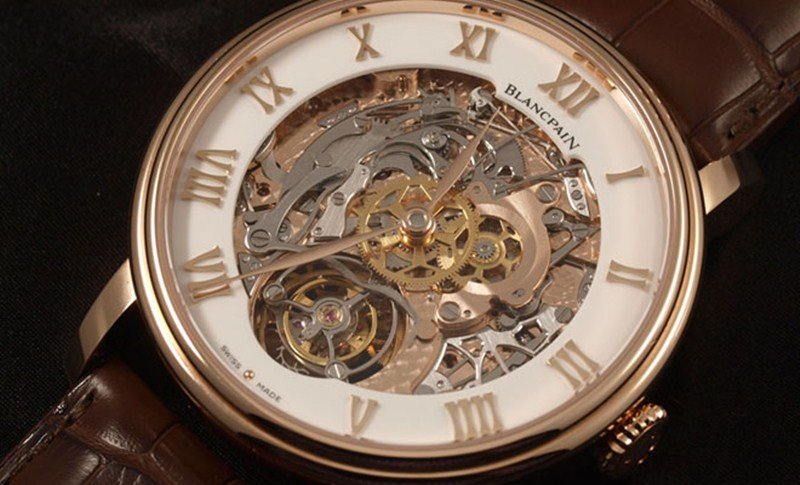 Blancpain Le Brassus Minute Repeater Carousel 0235-3631-55B Watch Review 4