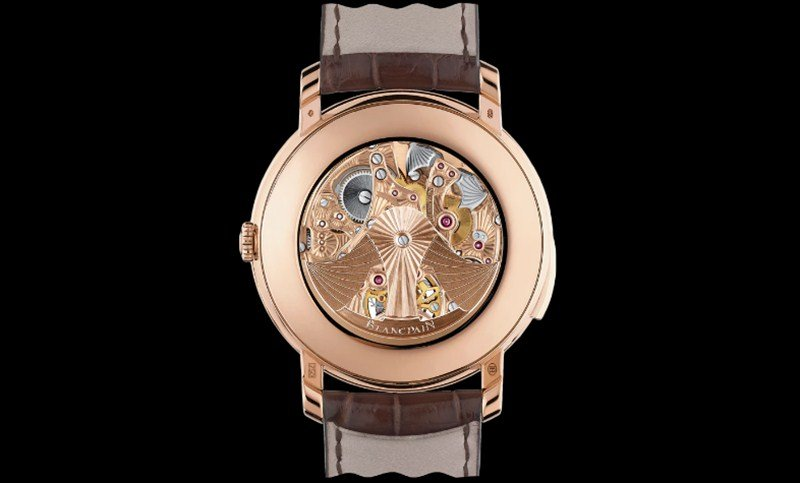 Blancpain Le Brassus Minute Repeater Carousel 0235-3631-55B Watch Review 3