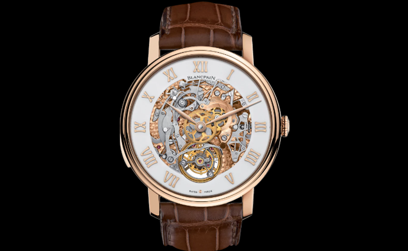 Blancpain Le Brassus Minute Repeater Carousel 0235-3631-55B Watch Review 2