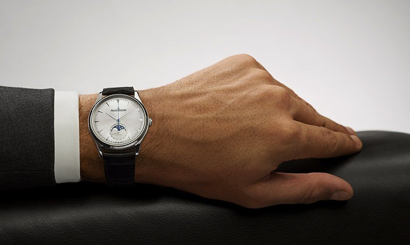 Jaeger- LeCoultre Master Ultra Thin Moon 39 Watch Review