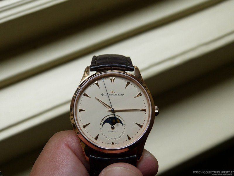 Jaeger- LeCoultre Master Ultra Thin Moon 39 Watch Review 7