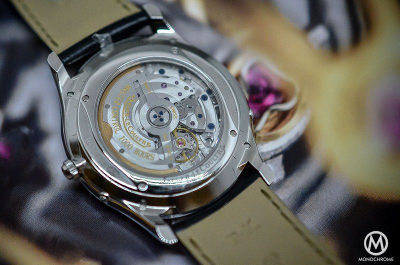 Jaeger- LeCoultre Master Ultra Thin Moon 39 Watch Review 3